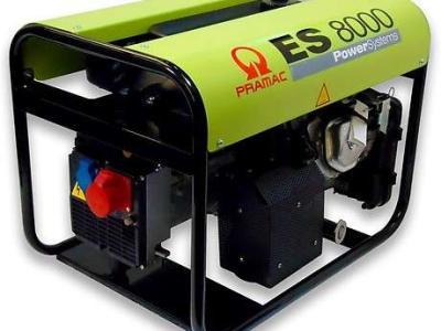 Pramac ES8000 a noleggio presso Giffi Noleggi srl