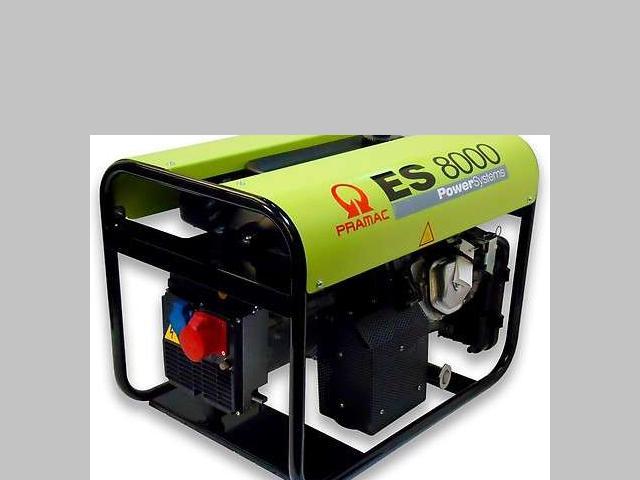 Pramac ES8000 Foto 1