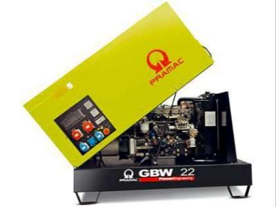 Pramac GBW15 a noleggio presso Giffi Noleggi srl