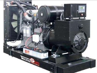Tecnogen Tenax 200 kw a noleggio presso Giffi Noleggi srl