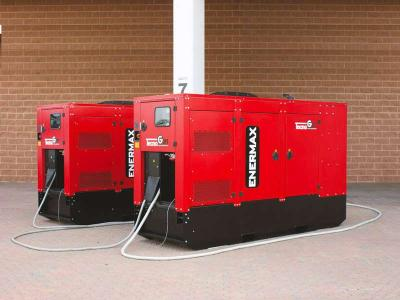 Tecnogen Tenax 328 kw a noleggio presso Giffi Noleggi srl