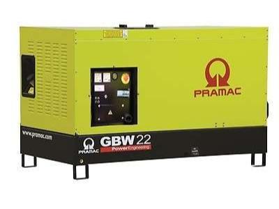 Pramac GBW22 a noleggio presso Edim Servizi Srl