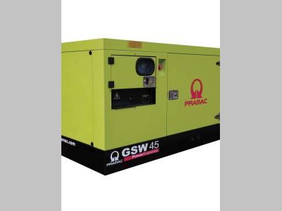 Pramac GSW45 a noleggio presso Edim Servizi Srl