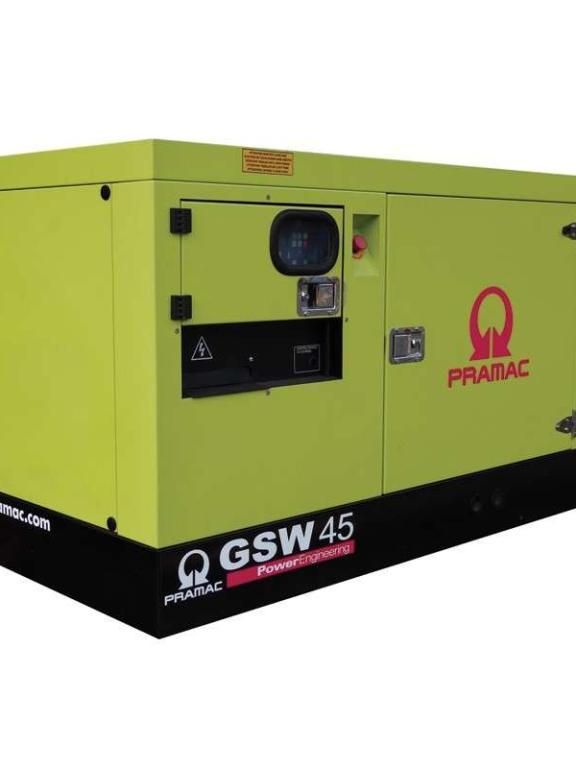 Pramac GSW45 Foto 1