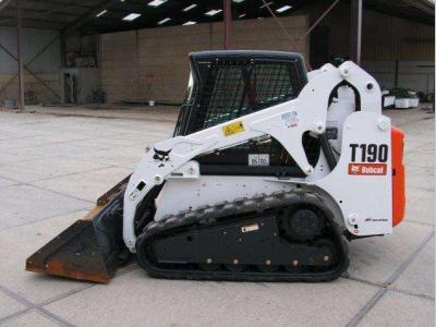 Bobcat T190 a noleggio presso FORbusiness