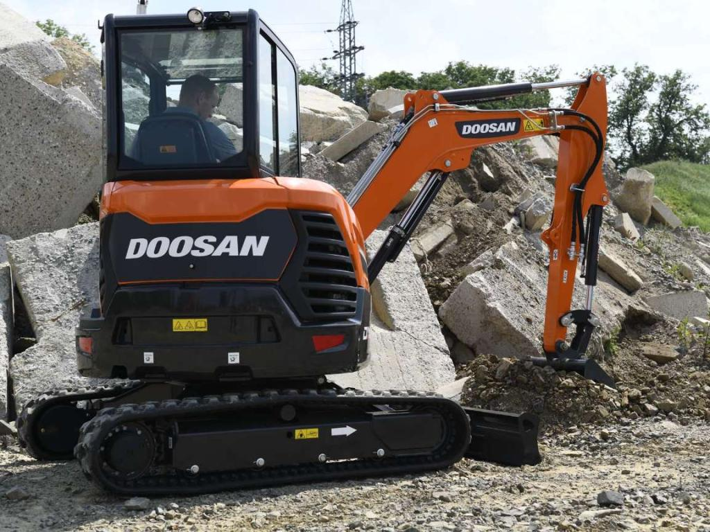 Doosan DX35Z Foto 6