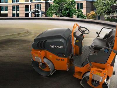 Hamm HD8 a noleggio presso FORbusiness