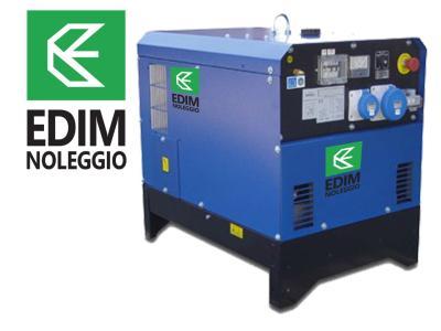Gen Set MG10000 I-H/AE a noleggio presso Edim Servizi Srl