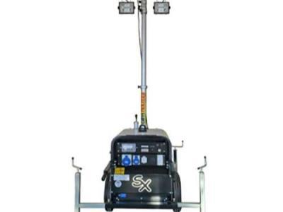 Tecnogen LD 7500 a noleggio presso Giffi Noleggi srl