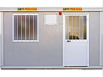 Box da cantiere a noleggio presso Giffi Noleggi srl