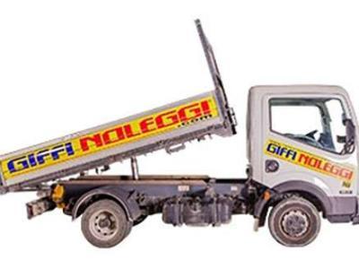 Nissan Cabstar NT400 a noleggio presso Giffi Noleggi srl