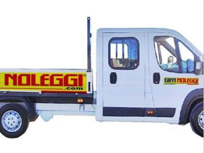 Fiat Ducato a noleggio presso Giffi Noleggi srl