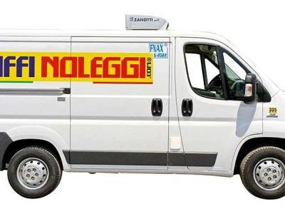 Fiat ducato mini L1H1 a noleggio presso Giffi Noleggi srl