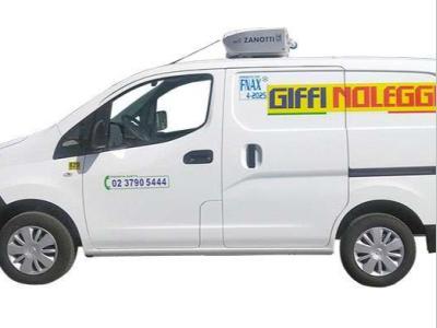 Fiat ducato minivan a noleggio presso Giffi Noleggi srl