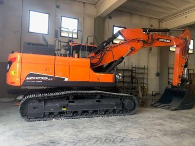 Doosan DX235 NLC a noleggio presso Commerciale Adriatica Srl