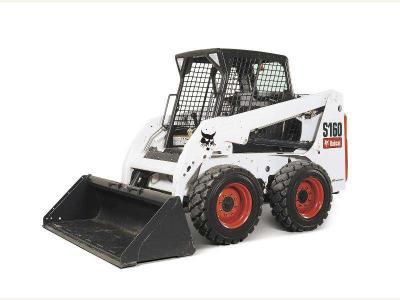 Bobcat S160 a noleggio presso Tractor Service Srl