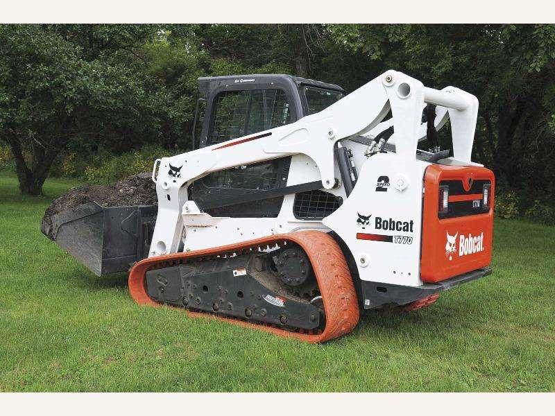 Bobcat T770 Foto 1