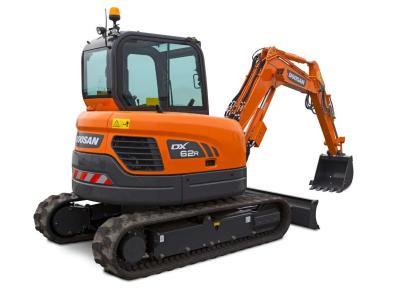 Doosan DX62 a noleggio presso Tractor Service Srl