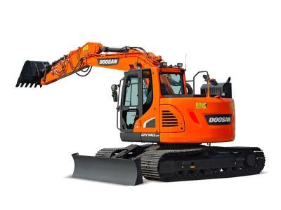 Doosan DX140LCR-5 a noleggio presso Tractor Service Srl