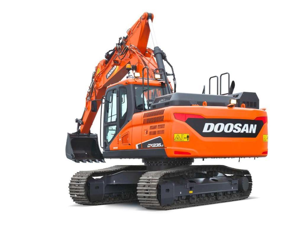 Doosan DX235NLC-5 Foto 1