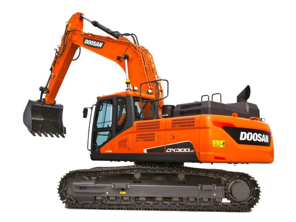 Doosan DX300LC-5 Foto 1