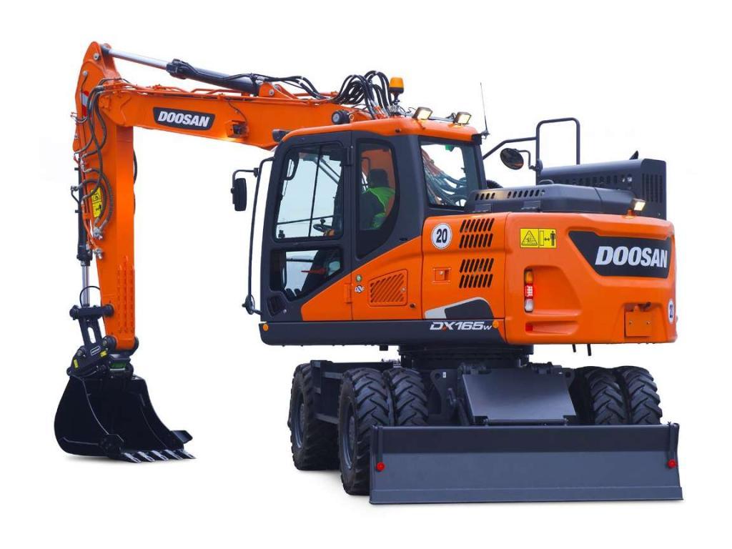 Doosan DX165W-5 Foto 1