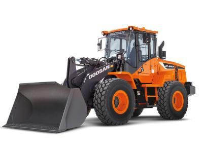 Doosan DL250 a noleggio presso Tractor Service Srl