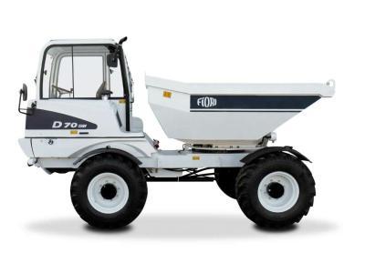 Fiori D70sw a noleggio presso Tractor Service Srl