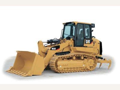 Caterpillar 963 a noleggio presso Tractor Service Srl