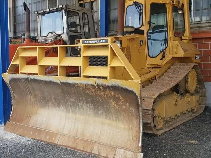 Caterpillar D5H-XL Foto 10