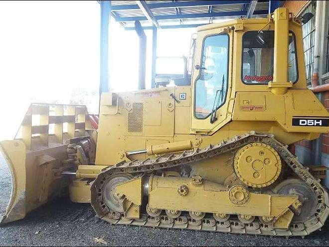 Caterpillar D5H-XL Foto 12