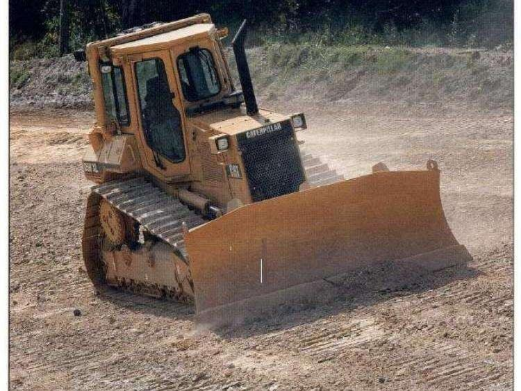 Caterpillar D5H-XL Foto 4