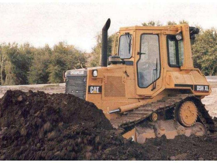 Caterpillar D5H-XL Foto 6