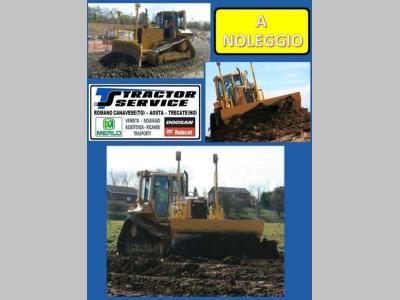 Caterpillar D5H-XL a noleggio presso Tractor Service Srl
