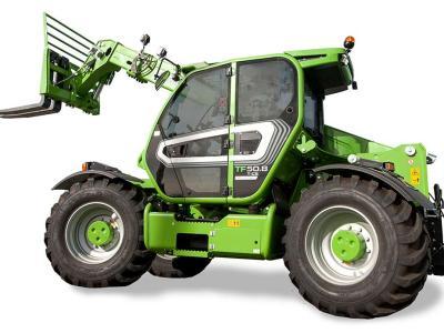 Merlo TF50.8 a noleggio presso Tractor Service Srl