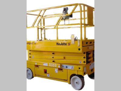 Haulotte COMPACT 10 a noleggio presso Tractor Service Srl