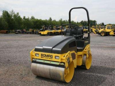 Bomag BW 120 a noleggio presso Tractor Service Srl