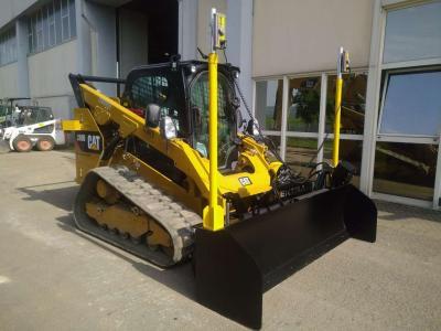 Caterpillar 289D a noleggio presso DG Machinery