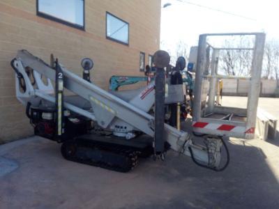 Multitel Pagliero SMX170 a noleggio presso Alsa Srl