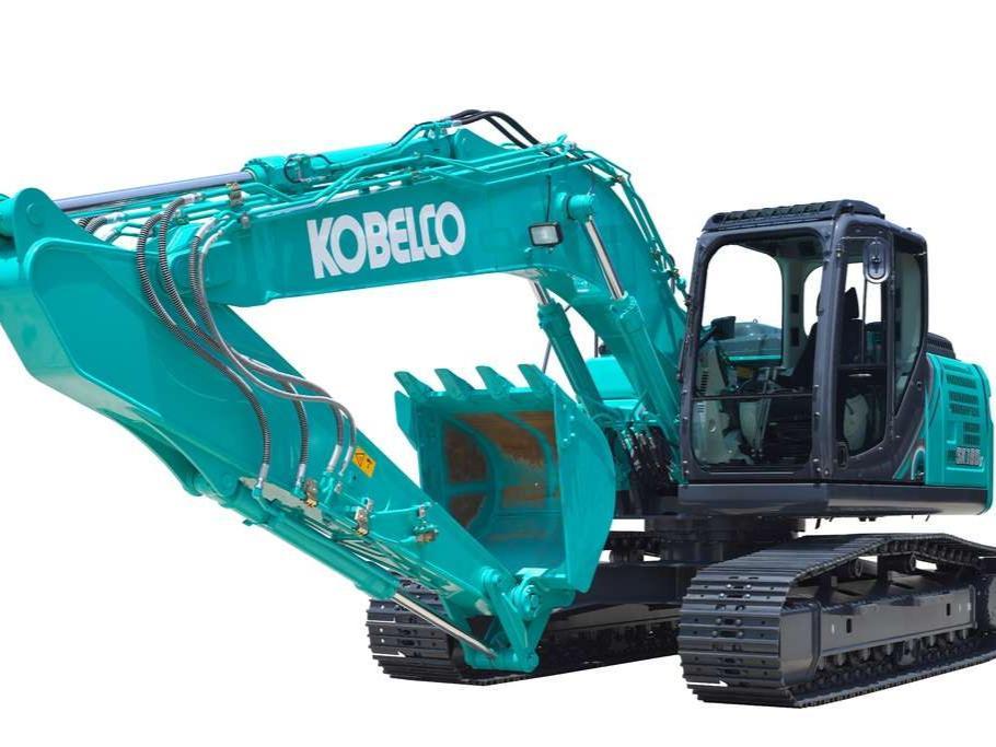 Kobelco SK180(N)LC-10 Foto 1