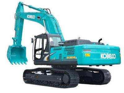 Kobelco SK380HDLC-8 a noleggio presso Smai-Service Srl