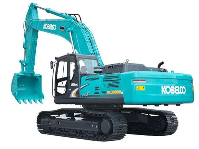 Kobelco SK380HDLC-8 Foto 1