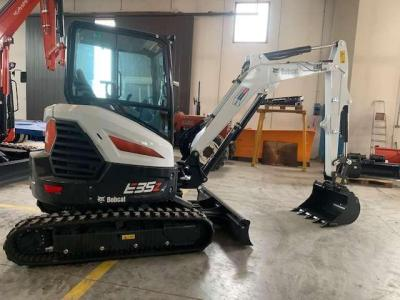 Bobcat E35Z a noleggio presso Commerciale Adriatica Srl