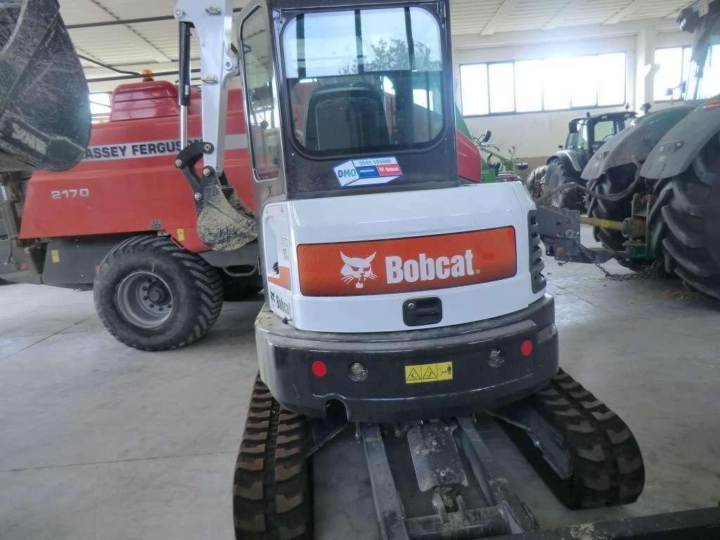 Bobcat E35 Foto 7
