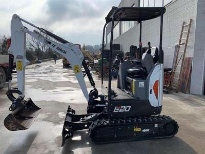 Bobcat E20 a noleggio presso Commerciale Adriatica Srl