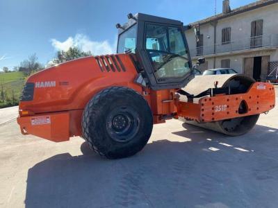 Hamm 3518 a noleggio presso Commerciale Adriatica Srl