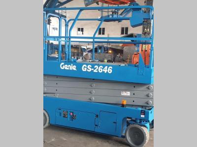 Genie GS 2646 a noleggio presso Nova Rent srl