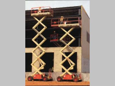 JLG 40RTS a noleggio presso Nova Rent srl