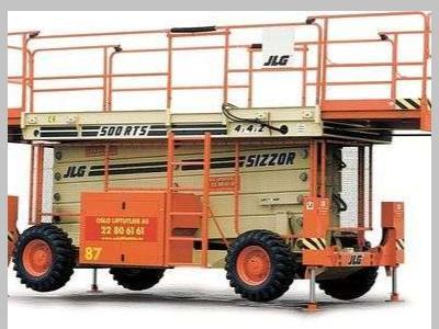 JLG 500RTS a noleggio presso Nova Rent srl