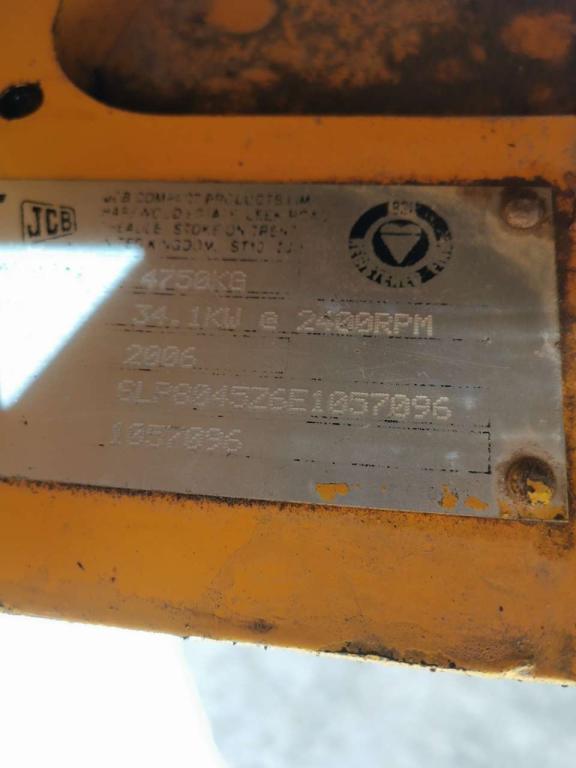 JCB 8045 ZTS Foto 3